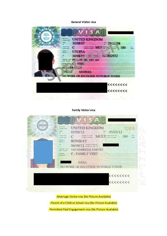 Settlement Visa Letter | Sample Resumes & Sample Cover Letters
