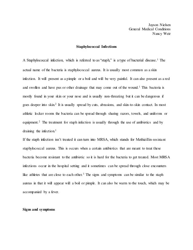 Lab report essay