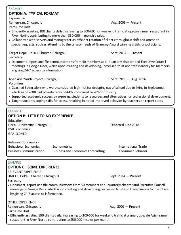 Business Resume Packet 12_10_15