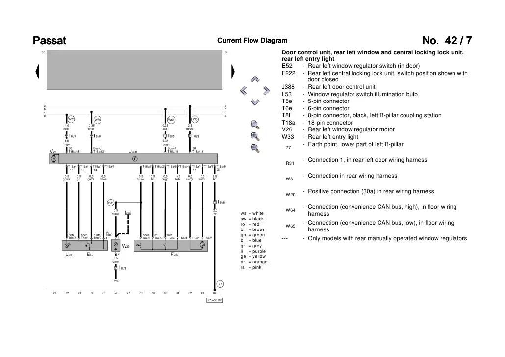 vw passat ccm wiring diagram cinderella plot powerpoint b5 3b6 convenience