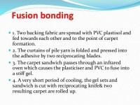 Adheshive Bonded Carpet