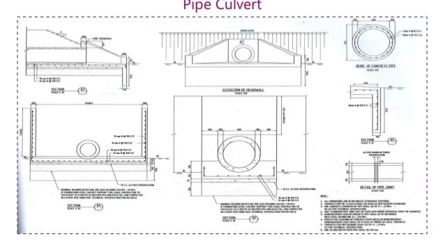 Pipe Culvert Drawings Pdf - Ronniebrownlifesystems