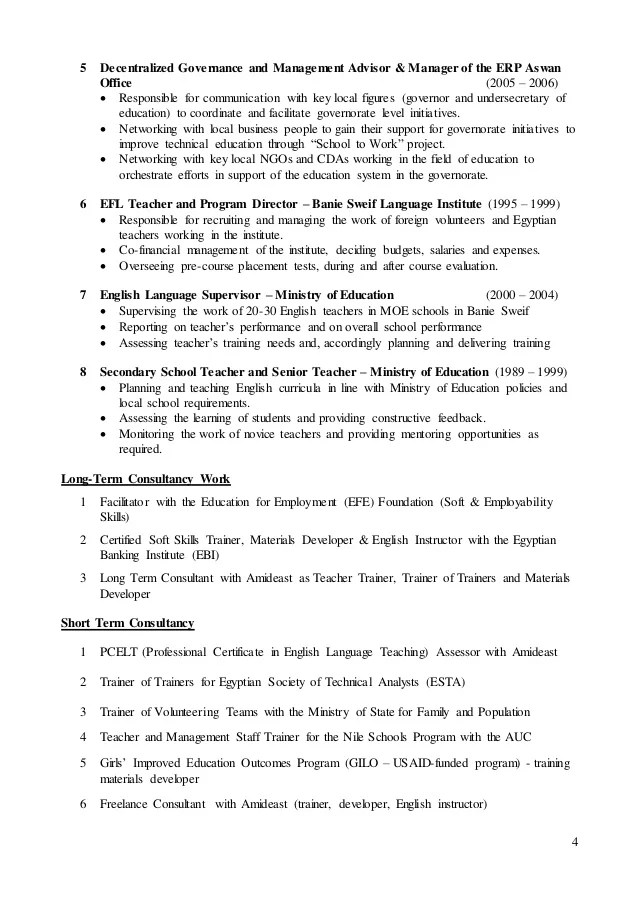 Erp Implementation Specialist Resume - Resume Examples