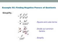 Division Property Of Exponents Worksheet - Rcnschool