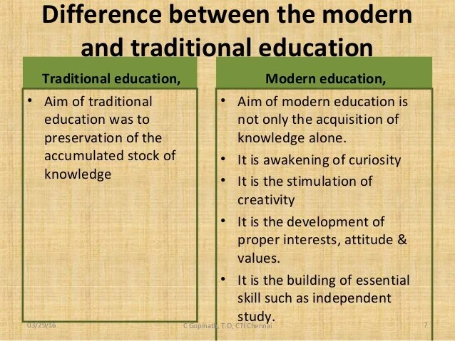 values of vocational education