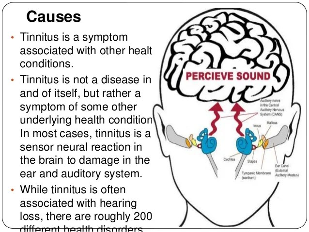 Tinnitus and It's Treatment