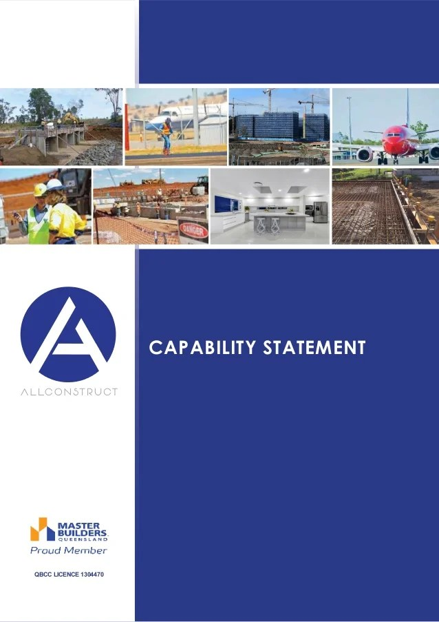 Capability Statement REV 4