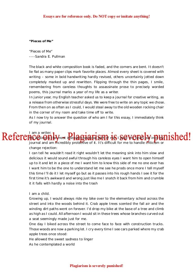 Essay Com Successful Harvard Application Essays How To Write A