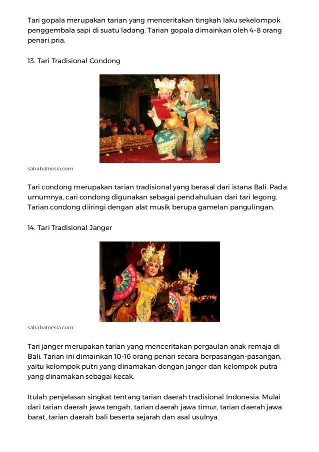 Tarian Nusantara Dan Penjelasannya : tarian, nusantara, penjelasannya, Tarian, Daerah, Tradisional, Nusantara, Beserta, Asalnya