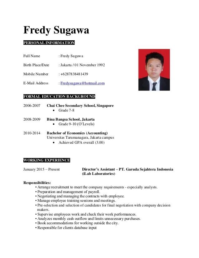 update resume jobstreet