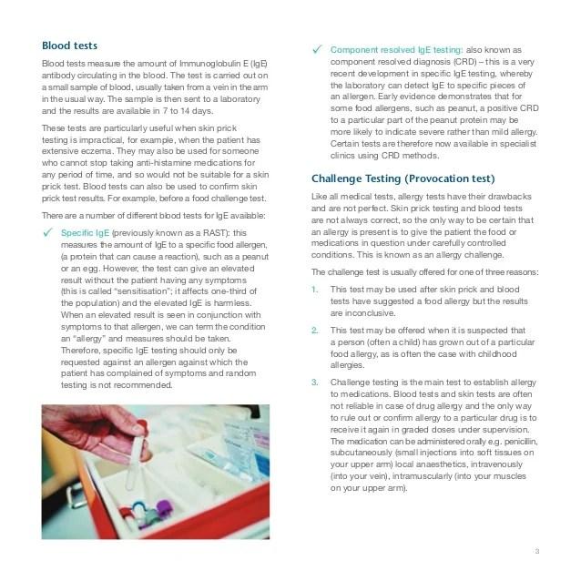 Allergy Clinic Final Brochure