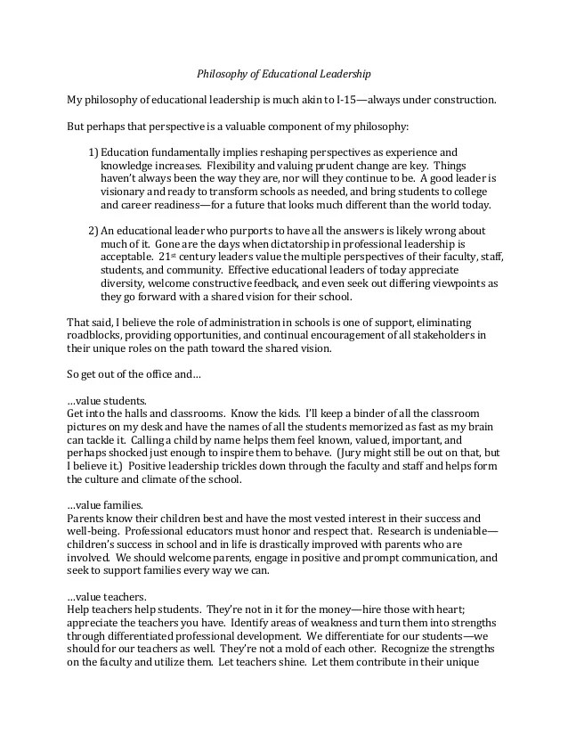 philosophy essays personal philosophy essay examples personal