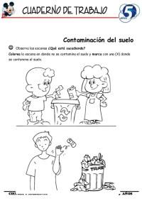 Contaminacion Dibujos Para Colorear Dibujo Para