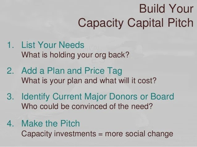 5 Benefits Of A Nonprofit Theory Of Change