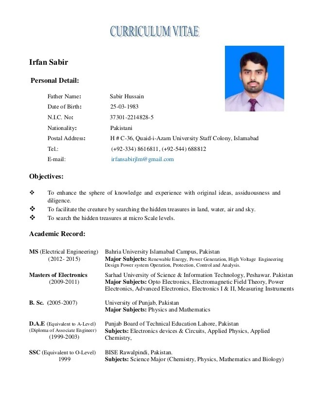 lawyer cv sample