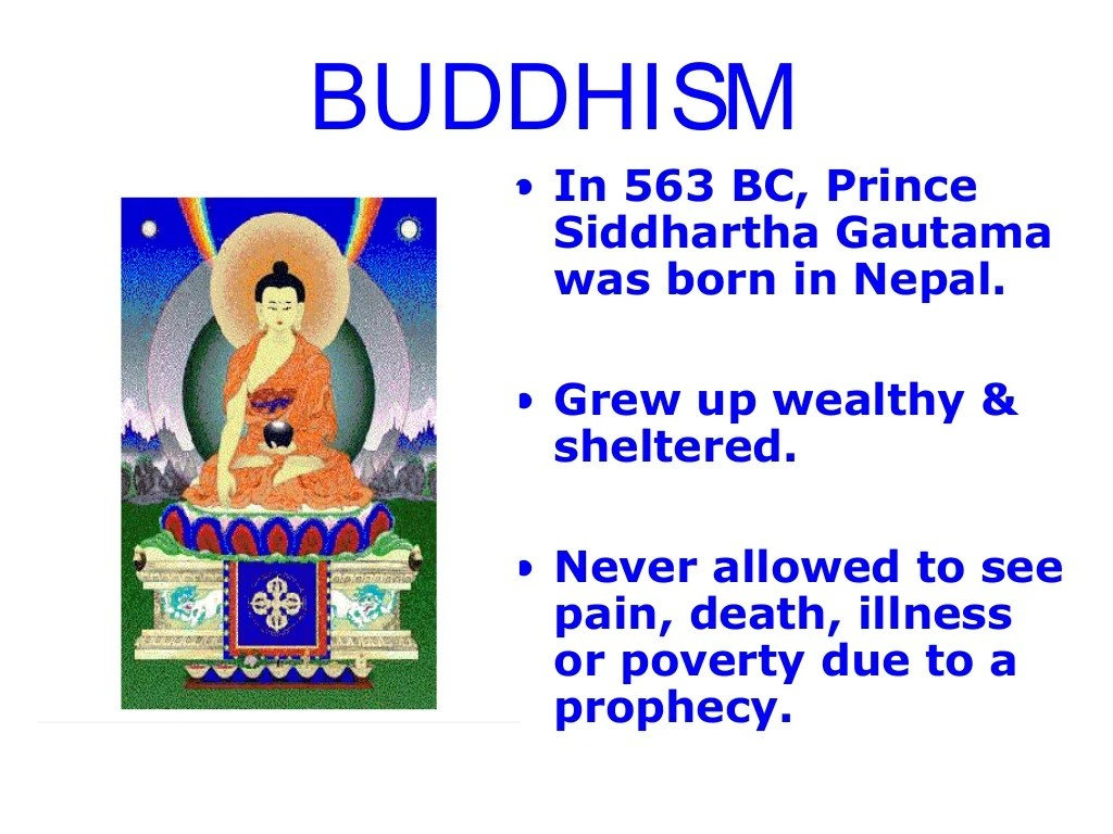 5 Major World Religions Ppt