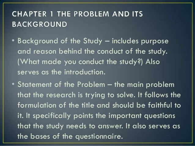 5 Parts Of Research Paper