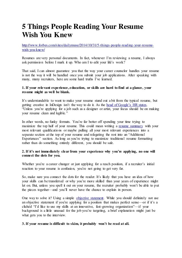 Resume-tips-do-not-submit-your-resume - travelturkey.us - High ...