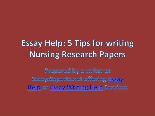 Write my paper cheap nursing research