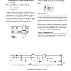 Danfoss Vlt 6000 Wiring Diagram Honda Cb400 Super Four Thong Số Series 21