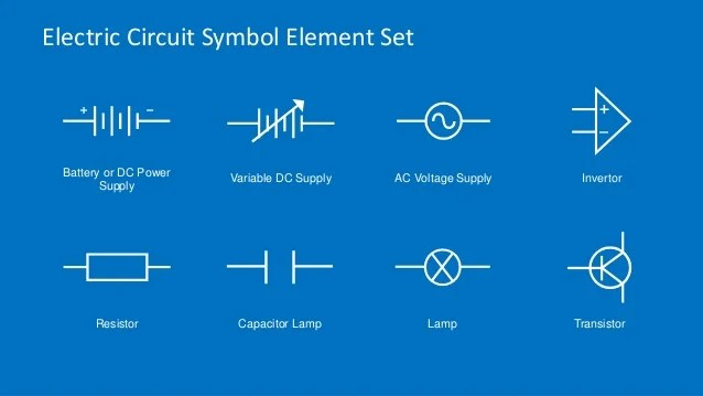 motor start capacitor wiring diagram 95 jeep grand cherokee infinity gold electric circuit symbols element set for powerpoint - slidemodel