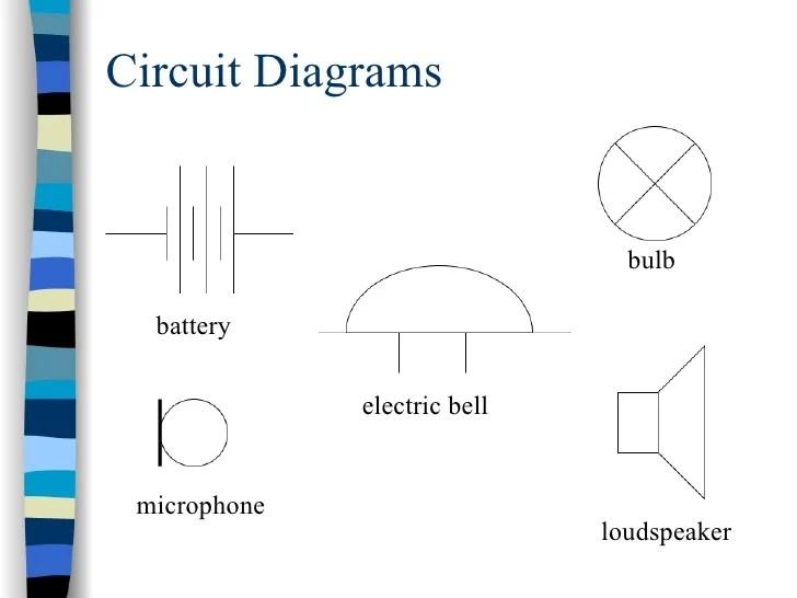 Tractor 12 Volt Wiring Diagram Also Electrical Circuit Diagram Symbols