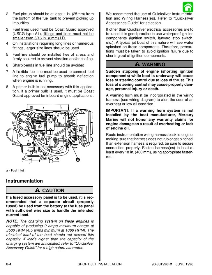 buzzer wiring diagram marine