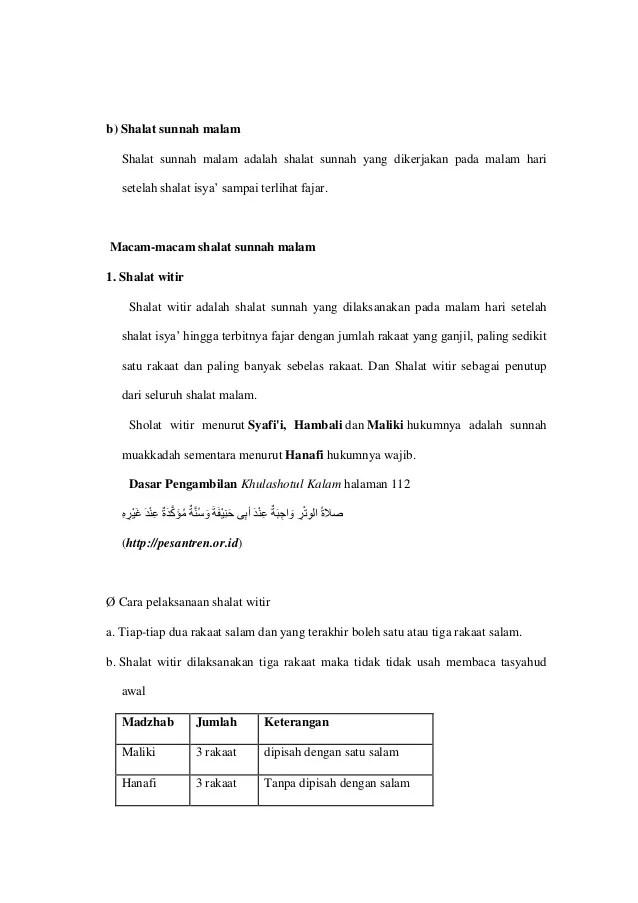 Salat Rawatib Yang Hukumnya Sunnah Muakkad Adalah : salat, rawatib, hukumnya, sunnah, muakkad, adalah, Sholat, Sunnat, Muakad, Ghairu