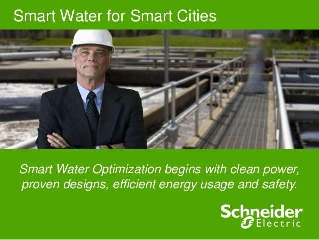 Smart City Project In Castelln A Platform To Control Water Usage