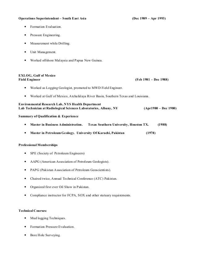 Resume MA