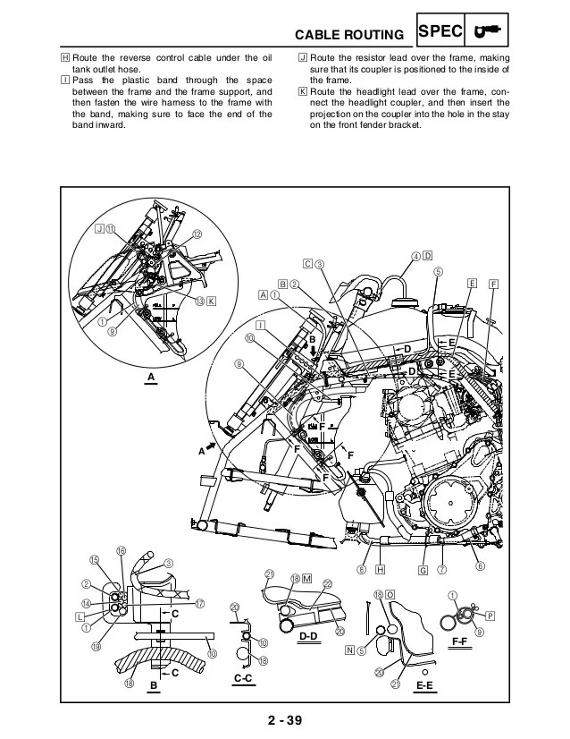 1998 Big Bear 350 Wiring Diagram 765 1223 Raptor 700 Service Manual