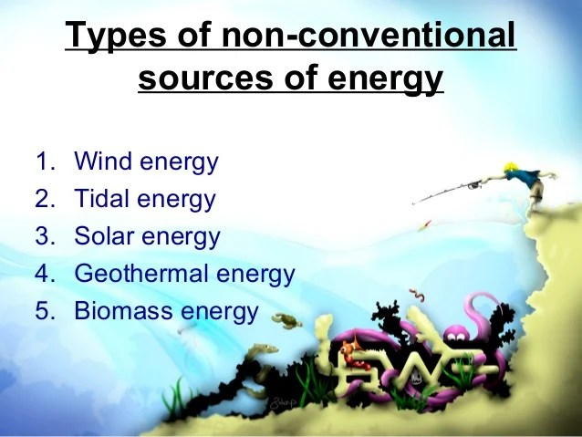 Types Geothermal Energy Sources