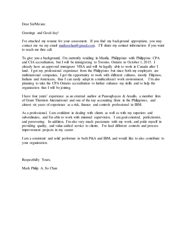 Mark Cover Letter Aug 2015 Linkedin