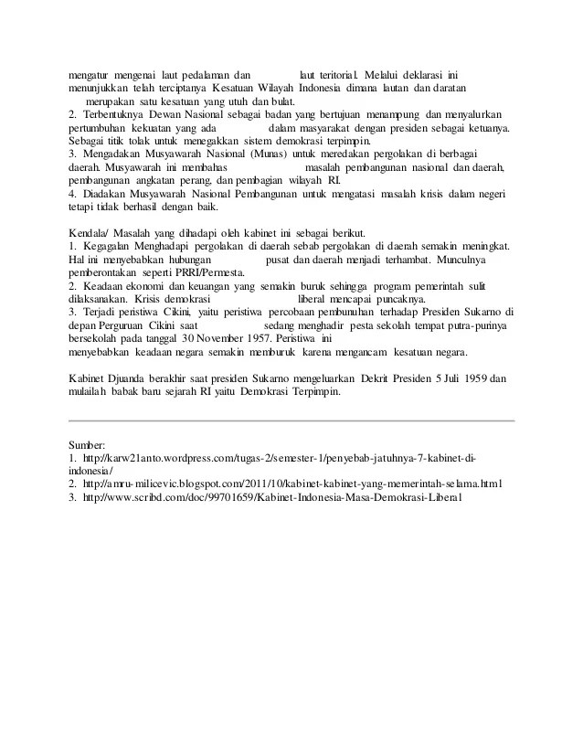 Sebutkan Nama Nama Kabinet Yang Pernah Ada Di Indonesia : sebutkan, kabinet, pernah, indonesia, Kabinet, Indonesia_pada_masa_demokrasi_liberal