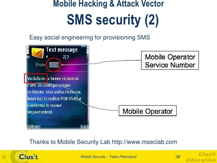 Mobile Security Engineer