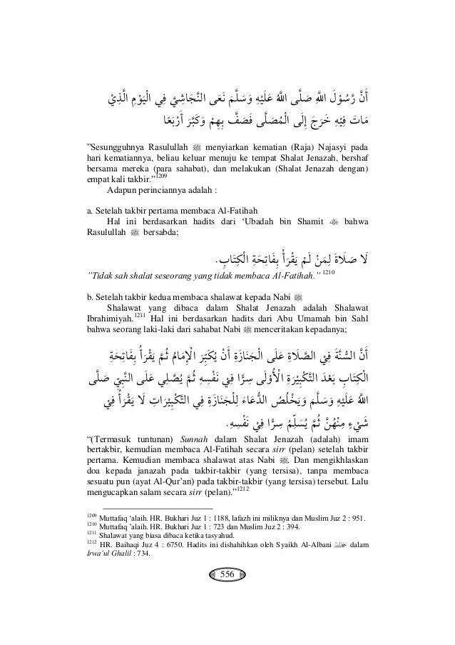 Dalam Shalat Jenazah Shalawat Dibaca Setelah Takbir : dalam, shalat, jenazah, shalawat, dibaca, setelah, takbir, Sholat, Jenazah, Takbir, Panjang