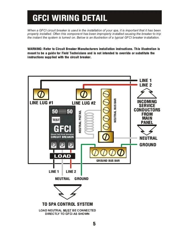 Wiring Diagram Blue Ridge Jacuzzi Hot Tub Wiring Diagrams Hot Tub Gfci