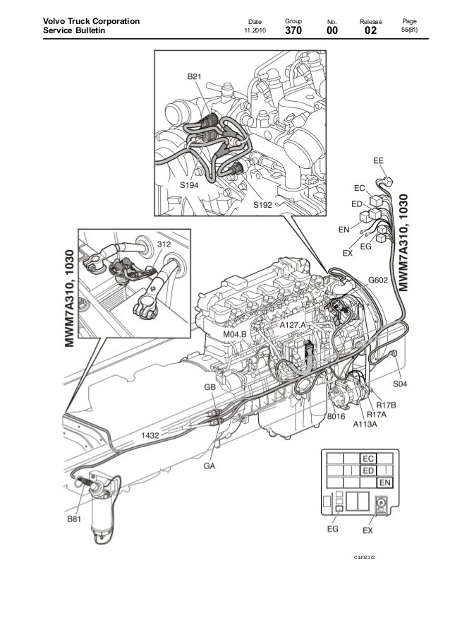 Volvo D12 Engine Ecu Diagram Volvo D12 Wiring Diagram