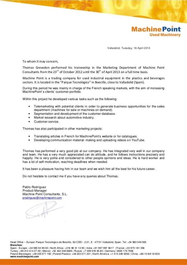 recommendation letter for linkedin