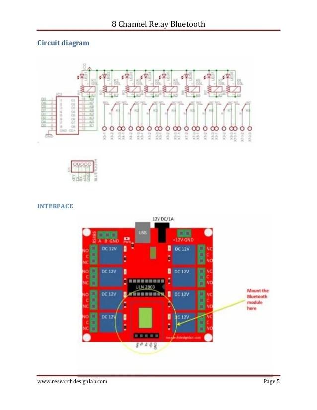 led wiring diagram 120v diagrams seymour duncan 8 channel relay board-bluetooth