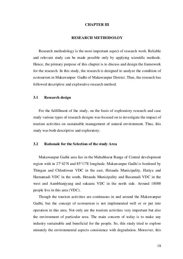 Kedar Acharya Thesis on Ecotourism Final pdf verson
