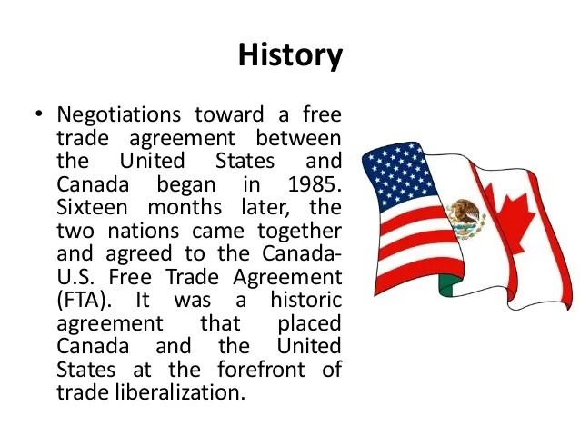 nafta agreement Gallery