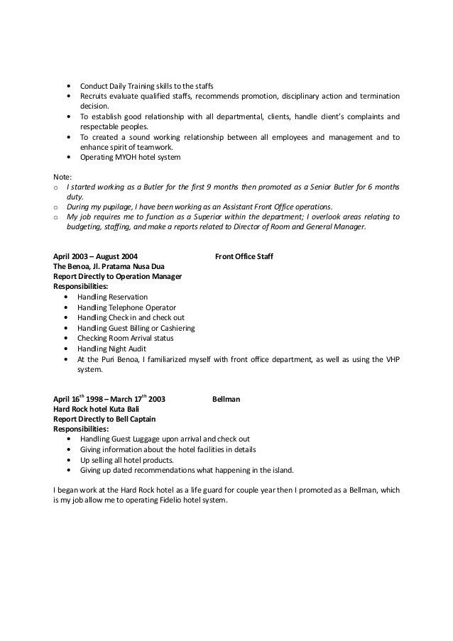 Resume bell captain  proofreadingwebsitewebfc2com