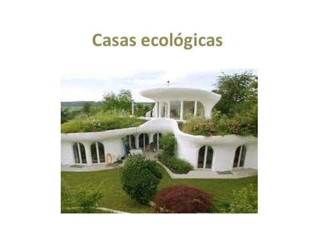 Casas ecolgicas