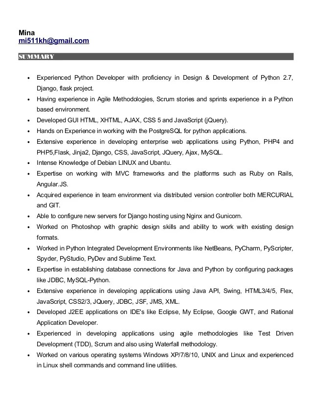 resume writing services chandler az