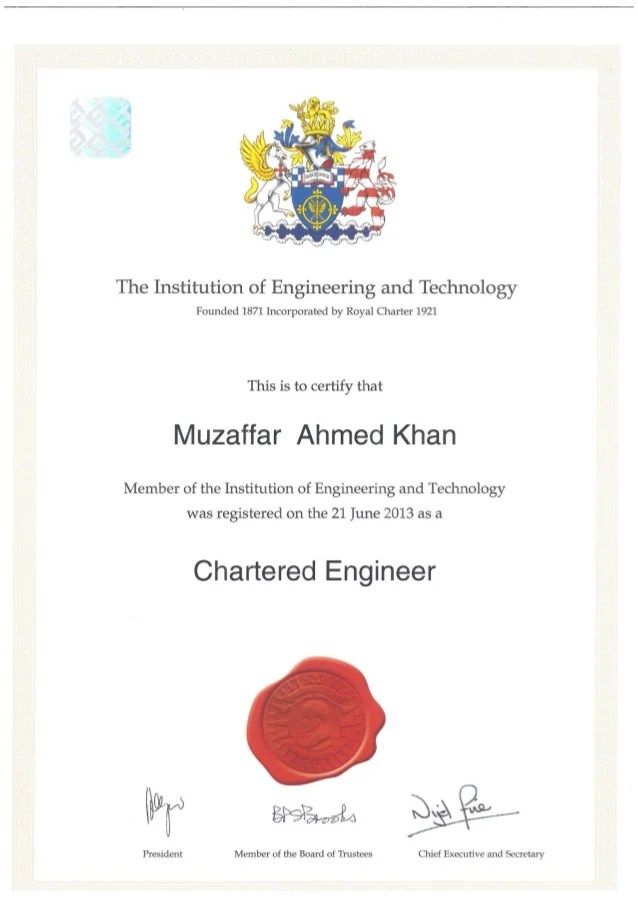 Becoming A Uk Chartered Engineer Ceng The Iet Professional Review