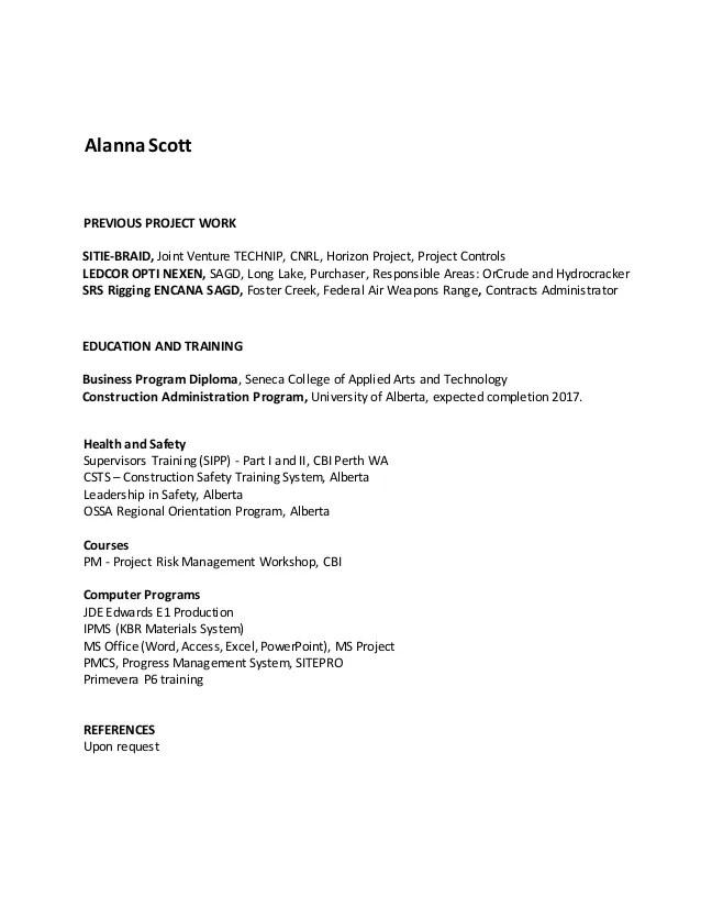 resume workshop perth