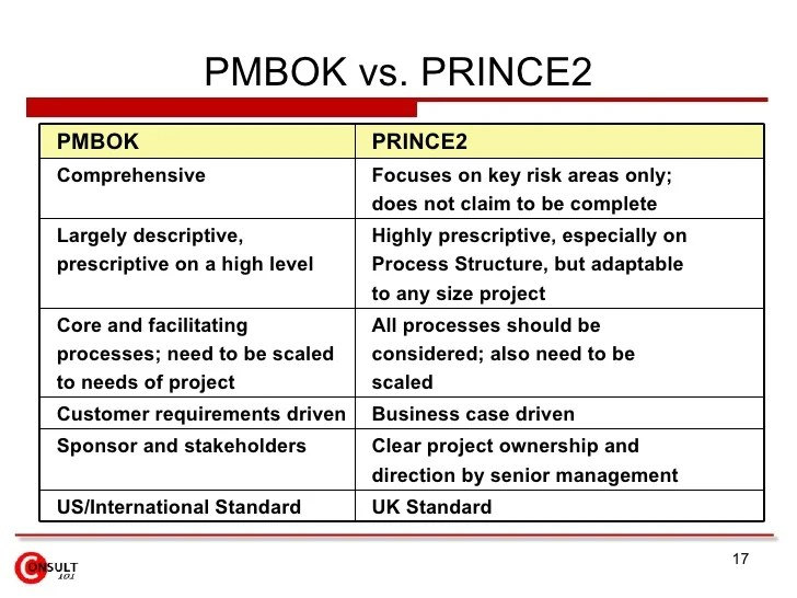 Processes Pmbok Knowledge And Areas