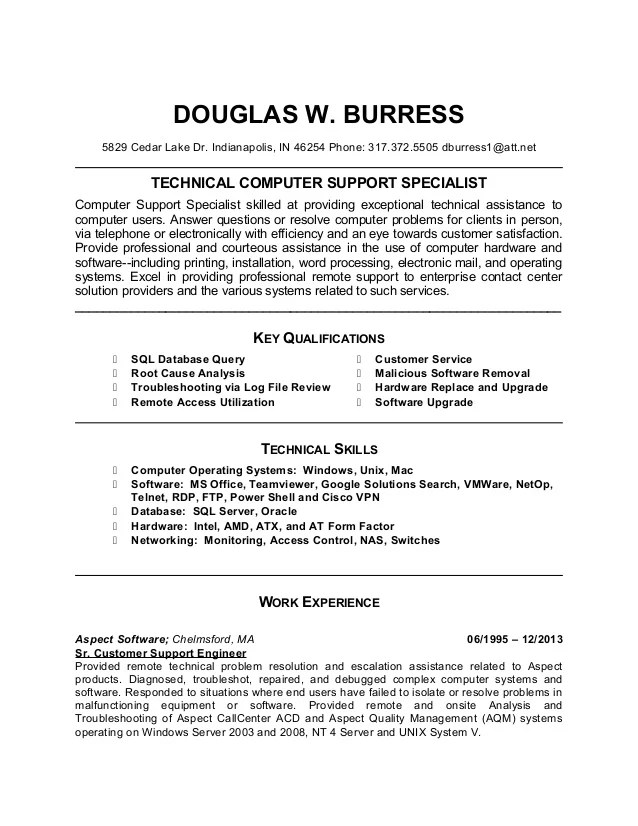 How To Write Resume For Indian Government Job Use Resume