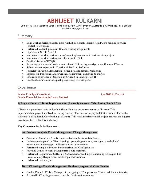 uat testing resume  Kenicandlecomfortzonecom